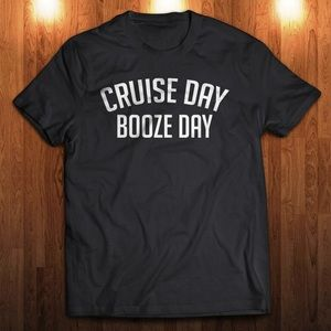 Tops - Cruise Day Booze Day